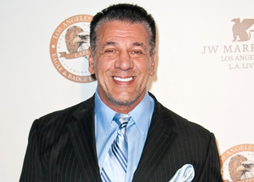 how tall is chuck zito